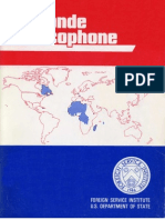 LeMonde Francophone-StudentText