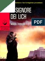 [LibroGame] Dimensione Avventura - 13 - Il Signore Dei Lich-V1