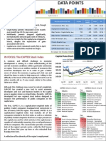 Datapoints - May, 2013