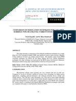 Comparison of Modulation Techniques for Cascaded H-bridge Type Multilevel Current