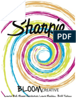Sharpie Plans Book