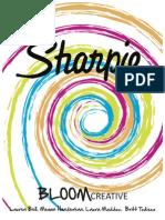 Sharpie Plans Book