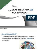Sosyal Medyda Reklam1