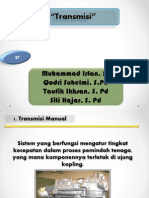 Presentation Transmisi