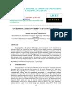 Encryption & Steganography in Ipv6 Source Address