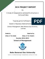 130846197 Compensation Management Projectf