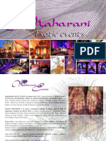 MAHARANI Events-brochure It