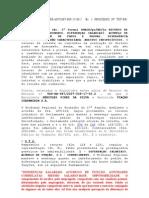 Jurisprudencia do TRT - Acumulo de Função