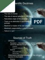 2 the Modern Science of Origins