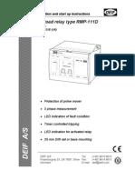 RMP-111D_ Installation Instructions 4189340123 UK