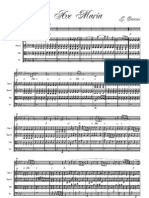 [Free Scores.com] Caccini Giulio Ave Maria 13713