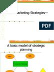Basic Marketing Strategy