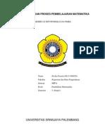 RPP Aritmatika Sosial ( PMRI )