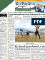 Silver City Daily Press (May 2013)