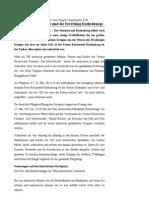 """Vorhang auf für eine längst vergangene Zeit. Das Historische Festspiel """"Der Meistertrunk"""" oder Tilly in Rothenburg an Pfingsten 2013."""