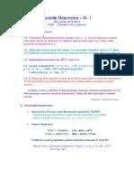 Varietati Matematice Cls.6an Scolar 20122013