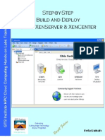38515814 Step by Step Build and Deploy Citrix XenServer 5 6 and XenCenter