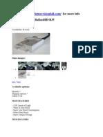 Digital Slim HID BallastHD-B35