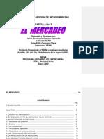 Cartilla 3- EL MERCADEO (Reparado)