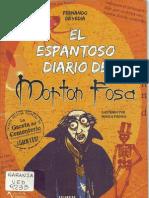 El Espantoso Diario de Morton Fosa