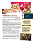 FUMC_May Spice Newsletter