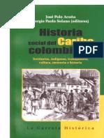 Libro Historia Social Del Caribe Colombiano
