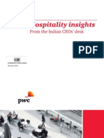 Hospitality Insights From the Indian Ceo Desk