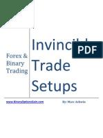 Invincible Trade Setup