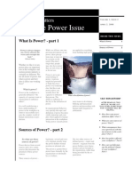 Working Matters - Volume 1, Issue 2 ~ April 2, 2009