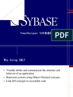 PD Sybase OO