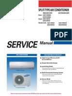 Samsung AQV18NSD Service Manual