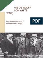 Sindrome de Wolff Parkinson White (Wpw).. Kelly Dayana