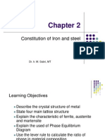 Chapter 2 - Const of Iron _ Steel