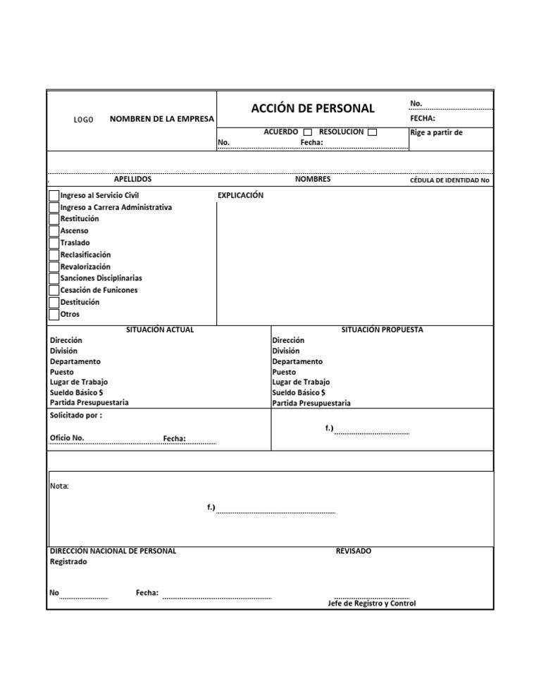 MODELO DE ACCION DE PERSONAL.xlsx