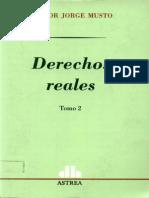 Musto Nestor Jorge - Derechos Reales - Tomo II