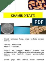 Khamir (Yeast)