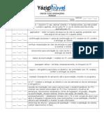 Check list - Férias_agente