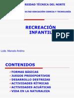 RECREACIÓN INFANTIL