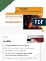 Clase 08. Suicidio