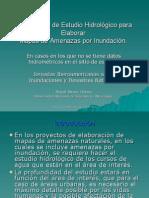Metodologia de Estudio Hidrologico