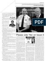 Please Vote 'Yes' on Issue 3