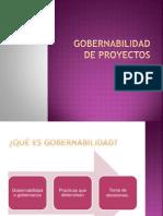 Gobernanza de Proyectos