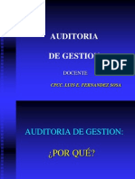 Auditoria Gestion e Integal