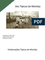 Embarcações Típicas do Montijo