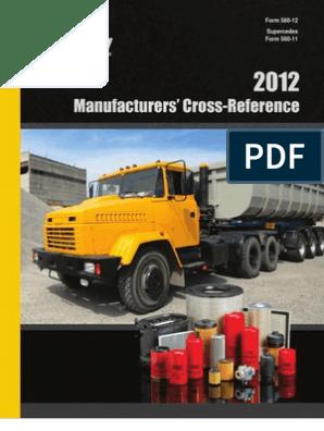 Donaldson P551200 Filter kfP551200