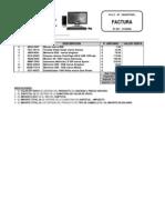 Excel 1 Practica Factura01