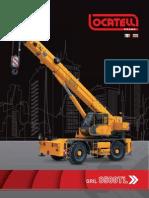 ERKE Group, Locatelli Gril 8500TL Şehir içi Mobil Vinçler Kataloğu