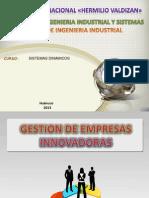 Gestion de Empresas Innovadoras