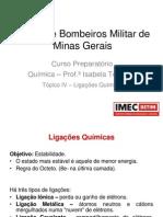 Aula 4 - Corpo de Bombeiros Militar de Minas Gerais