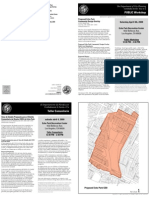 Echo Park Design Overlay Workshop
